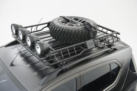 2016 Chevrolet Niva Compact SUV Concept 7