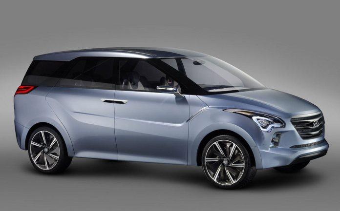 Hyundai Hexa Space MPV Concept Photo