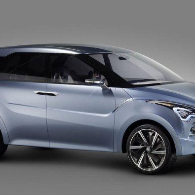 Hyundai Hexa Space MPV Concept 1
