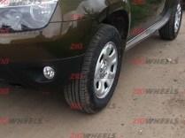 Renault Duster 4X4 SUV Spyshot 5