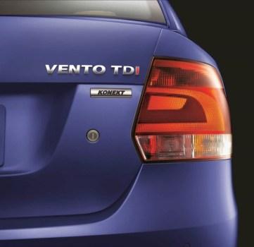 Volkswagen Vento Konekt Sedan 1