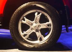 2014 Mahindra Scorpio SUV Facelift 8