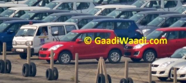 2014 Maruti Suzuki Swift Facelift Hatchback 1