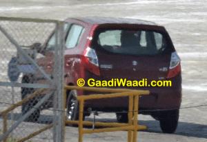 2015 Maruti Alto K10 AMT Hatchback Facelift 5