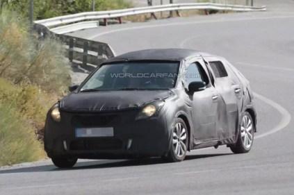 2015 Maruti Suzuki YRA Hatchback Spyshot 1