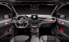 2015 Mercedes Benz B-Class Hatchback Facelift 3