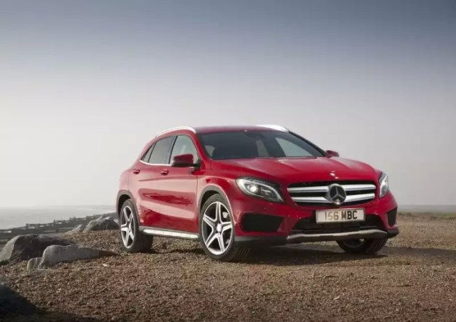 2015 Mercedes Benz GLA Crossover 7