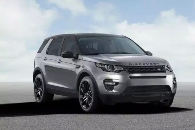 2015 Range Rover Discovery Sport SUV 3