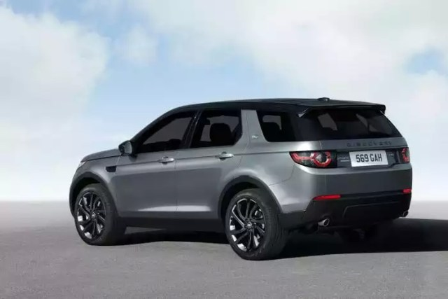 2015 Range Rover Discovery Sport SUV 4