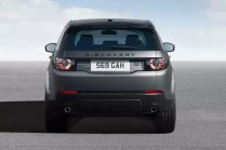 2015 Range Rover Discovery Sport SUV 5