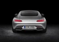 2016 Mercedes Benz AMG GT Sportscar 3