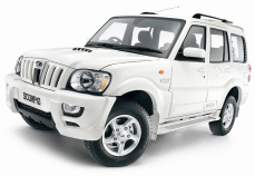 Mahindra Scorpio - An SUV that is exclusively sold with diesel engines.