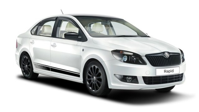 Skoda Rapid Sedan Upgrade 6