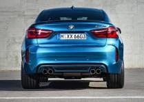 2015 BMW X6 M High Performance Crossover 2