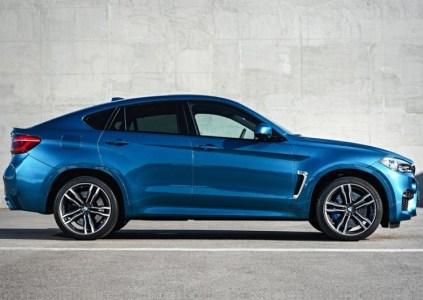 2015 BMW X6 M High Performance Crossover 6