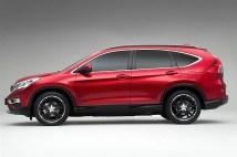 2015 Euro-Spec Honda CR-V Crossover Facelift 2