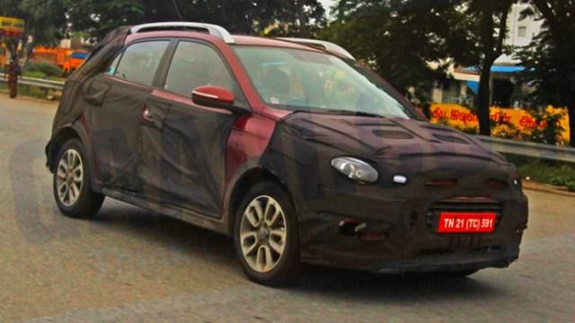 Hyundai i20 Elite based Crossover Styled Hatchback Picture
