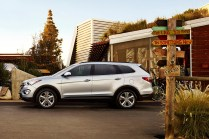 2015 Hyundai Santa Fe Luxury SUV Long Wheelbase 4