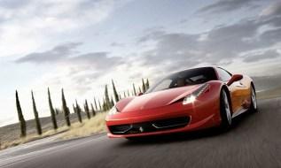 Ferrari 458 1