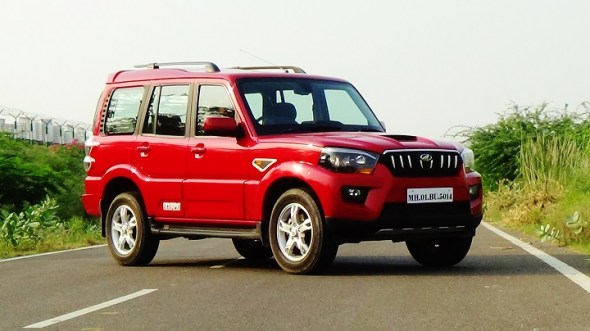 Mahindra Scorpio road test 2