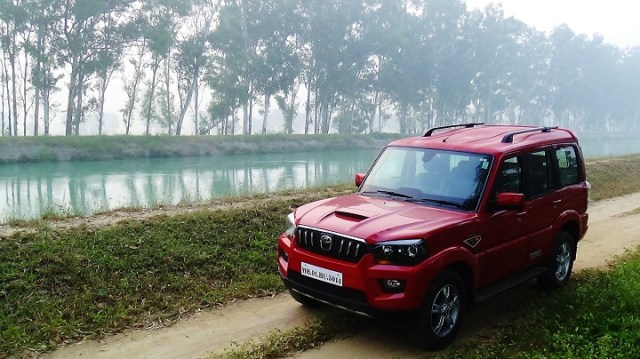 Mahindra Scorpio road test 4