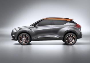 Nissan Kick Compact SUV Concept 1