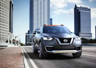 Nissan Kick Compact SUV Concept 6