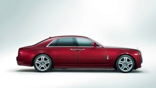 Rolls Royce Ghost Series 2 3