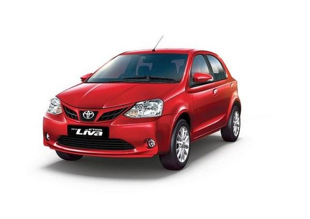 Toyota Liva Hatchback Facelift