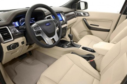 2015 Ford Endeavour SUV 7