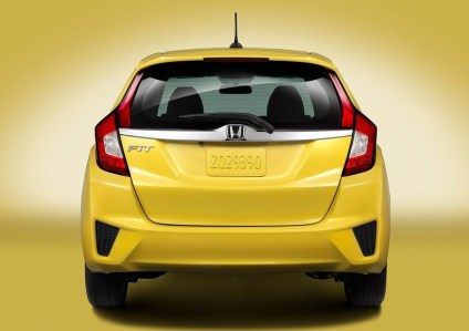 2015 Honda Jazz Hatchback 6