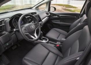 2015 Honda Jazz Hatchback 7