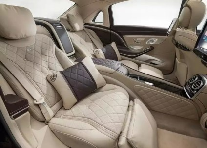 2015 Mercedes-Maybach W222 S-Class Ultra Luxury Saloon 11