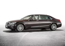 2015 Mercedes-Maybach W222 S-Class Ultra Luxury Saloon 4