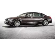 2015 Mercedes-Maybach W222 S-Class Ultra Luxury Saloon 4