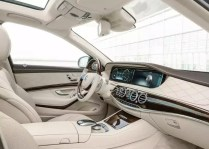 2015 Mercedes-Maybach W222 S-Class Ultra Luxury Saloon 5