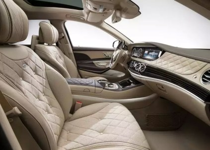 2015 Mercedes-Maybach W222 S-Class Ultra Luxury Saloon 6
