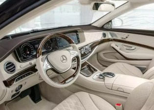 2015 Mercedes-Maybach W222 S-Class Ultra Luxury Saloon 8