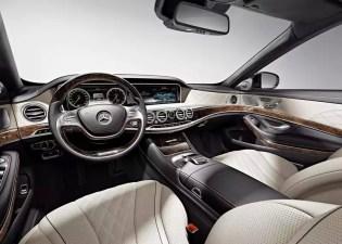 2015 Mercedes-Maybach W222 S-Class Ultra Luxury Saloon 9