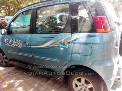 Mahindra Quanto Compact SUV with AMT 2