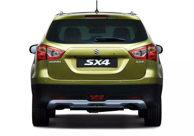 2015 Maruti Suzuki S-Cross Crossover 5