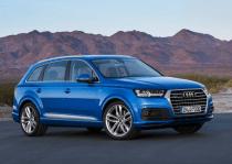 2016 Audi Q7 Luxury Crossover 2