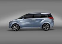 Hyundai Hexa Space MPV Concept 2