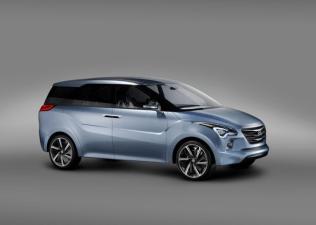 Hyundai Hexa Space MPV Concept 8