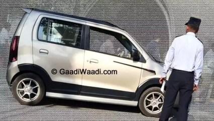 Maruti Suzuki WagonR Xrest Edition Hatchback 1