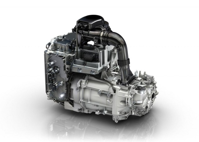 Renault 730cc Twin Cylinder Two Stroke Turbocharged Supercharged Diesel Engine Image