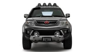 Tata Xenon Tuff Truck Concept 4