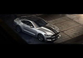 2015 Ford Mustang Shelby GT350 7