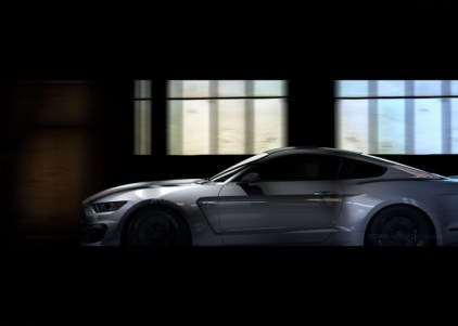 2015 Ford Mustang Shelby GT350 9