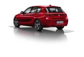 2016 BMW 1-Series Facelift 2